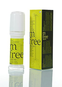 M-Free (Insect Repellent) Roll On